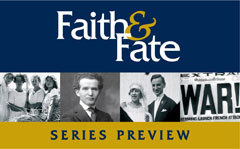 Faith and Fate: Series Preview