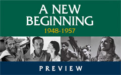 Faith and Fate 7 – A New Beginning: 1948-1957