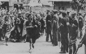 There were about 250,000 before the Holocaust. Today, less than 5,000.