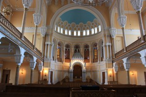 Grand Choral Synagogue in St. Petersburg. Photo by 'Dolly 442'.