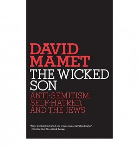 The title of the book is naturally taken from the Pesach Seder's scenario of the four sons of the Jewish people and their attitudes towards Pesach particularly and the Jewish people generally. It is a polemic against Jewish self-hatred and Jewish Israel bashing from the self-appointed Leftist self-righteous denizens of academia and the media world. It is a powerful book and Mamet takes no prisoners.