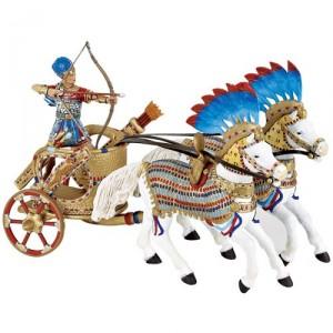 Pharoah's Chariots